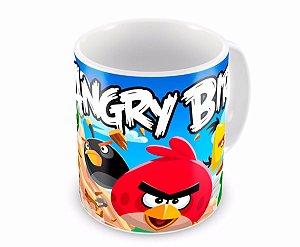 Caneca Personalizada - Angry Birds