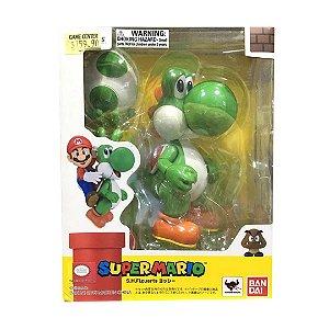 Boneco Super Mário NINTENDO S.H.Figuarts - Yoshi