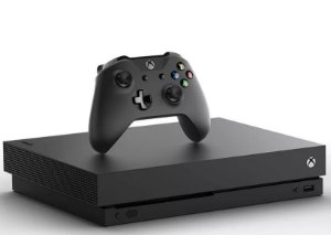 Console Xbox One X - 4K HDR - 1 TB