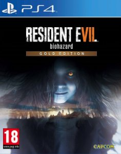 Resident  Evil Gold Edition  - PS4