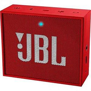 JBL GO - Vermelho