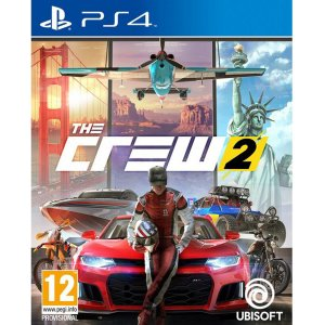 The Crew 2 - PS4 - Previsto para 26/06/2018