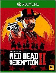 Red Dead Redemption 2 - Xbox One - Lançamento previsto para dia 26/10/2018