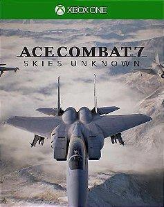 Ace Combat 7: Skies Unknown - Xbox One - Lançamento em 2018