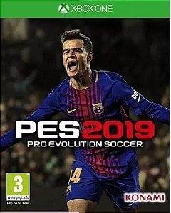PES 2019 - Xbox One - Lançamento previso para dia 30/09/2018