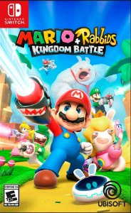 Mario + Rabbids - Kingdom Battle - Nintendo Switch