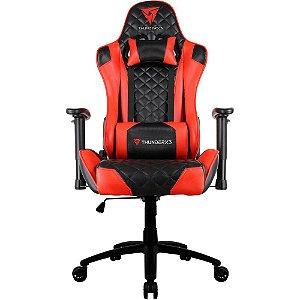 Cadeira Gamer ThunderX3 - TGC12 Preta/Vermelha