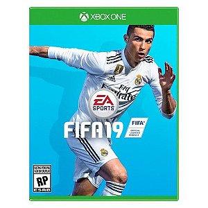 Fifa 19 - Xbox One - Pré-venda - Lançamento para dia 28/09/2018