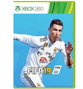 Fifa 19 - Xbox 360 - Pré-venda - Lançamento para dia 28/09/2018