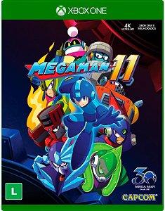 Megaman 11 - Xbox One - Lançamento previsto para 03/10/2018