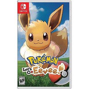 Pokémon Let's Go Eevee - Nintendo Switch