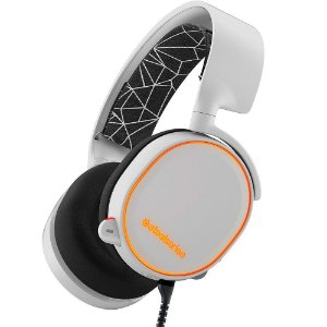 Headset Steelseries Arctis 5 White 7.1 RGB
