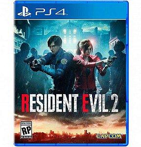 Resident Evil 2 Remake - PS4 - Previsão de entrega para dia 25-01-2019