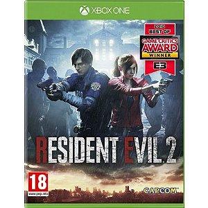 Resident Evil 2 Remake - Xbox One - Previsão de entrega para dia 25-01-2019