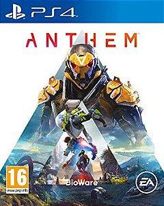 ANTHEM PS4 - Lançamento previsto para 22/02/2019