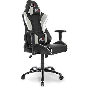 Cadeira Gamer DT3sports Elise - Cinza