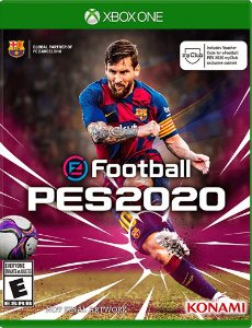 PES 2020 Pro Evolution Soccer Efootball - Xbox One