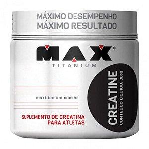 Creatina Titanium 100g - Max Titanium