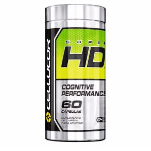 Super HD Cognitive Performace 60 Cáps - Cellucor