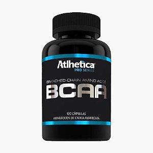 BCAA Pro Series 120 Cáps - Atlhetica Nutrition