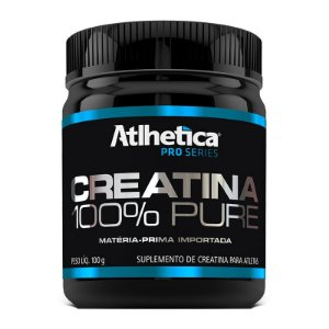 Creatina 100% Pure Pro Series 100g - Atlhetica Nutrition