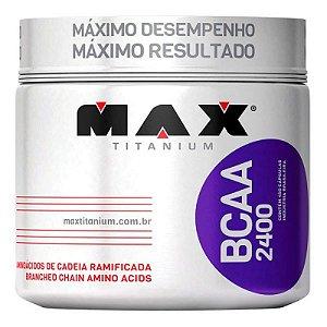 BCAA 2400mg 450 Cáps - Max Titanium