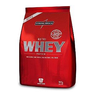 Nutri Whey Saco 907g - IntegralMedica