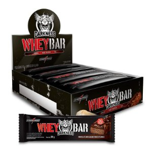 Whey Bar Darkness 8 Unidades - IntegralMedica
