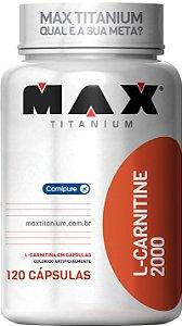 L-CARNITINE 2000 - Max titanium