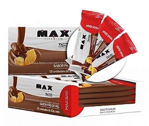 Max Bar (12 unidades) Max Titanium