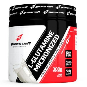 L-Glutamine Micronized - Body Action - 300g