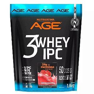 3 Whey IPC Age - Nutrilatina - 1,8Kg