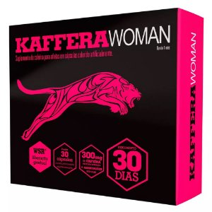 KAFFERA WOMAN - Nutrilatina - 30 Caps
