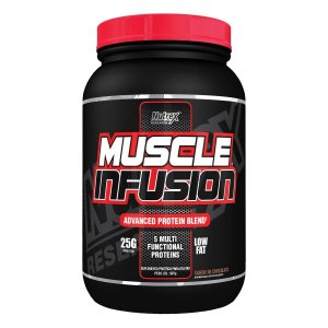 Muscle Infusion Advanced Protein Blend - Nutrex - 907g