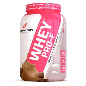 Whey Feminino Pro-f 900g - Body Action