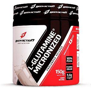 L-Glutamine Micronized - Body Action - 150g