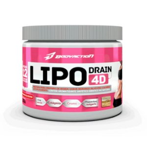 Lipo Drain 4D - Body Action 100g