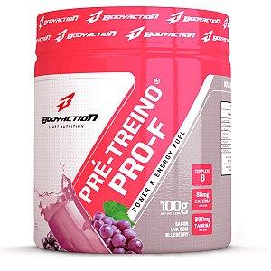 PRE-TREINO PRO-F -Body Action - 100g