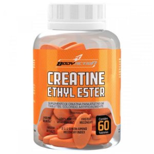 Creatine Ethyl Ester 60 Comp. - Bodyaction