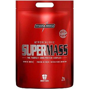 Supermass Hipercalorico 3kg - Integral Medica