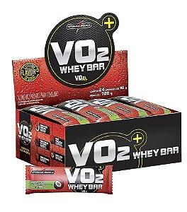 Vo2 Protein Bar 24 Barras- Integralmédica (Sabores)