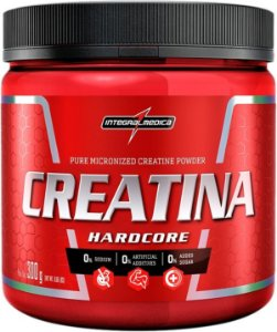 Creatina Hardcore - IntegralMedica - 300g