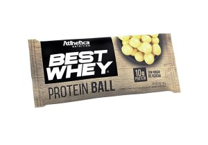 Best Whey Ball 50g- Unidade - Atlhetica Nutrition