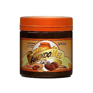 Pasta de Amendoim  (Sabores) 500g - Amendomel