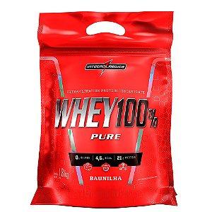 Whey 100% Pouch 1,8kg - Integralmedica