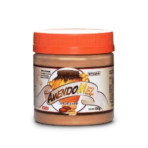 Pasta de Amendoim (Crocante) 500g - Amendomel