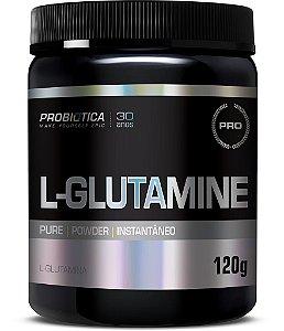 L-GLUTAMINE 120 G - PROBIOTICA