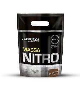 MASSA NITRO NO2  REFIL 2520G - PROBIOTICA