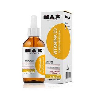 Vitamina D3 - Max Titanium - 30ml