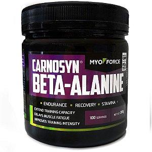 Beta Alanina  Pura 200g | 100 Doses - Myo Force